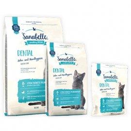 Bosch Sanabelle DENTAL корм для кошек для профилактики заболеваний полости рта