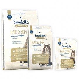 Bosch Sanabelle HAIR & SKIN корм для кошек для красоты кожи и шерсти