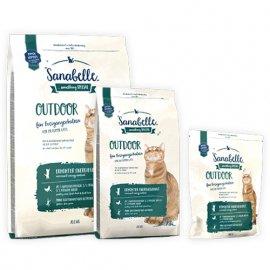 Bosch Sanabelle OUTDOOR корм для кошек, бывающих на улице