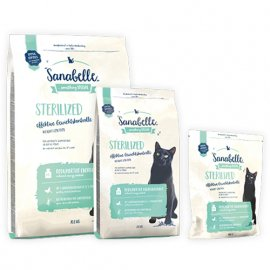 Bosch Sanabelle STERILISED корм для стерилизованных кошек