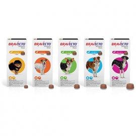BRAVECTO (Бравекто) - Жевательная таблетка от клещей и блох для собак