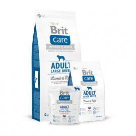 Brit Care Adult Large Breed Lamb & Rice Корм для взрослых собак крупных пород с ягненком и рисом