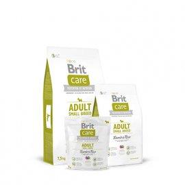 Brit Care Adult Small Breed Lamb & Rice Корм для взрослых собак мелких пород с ягненком и рисом