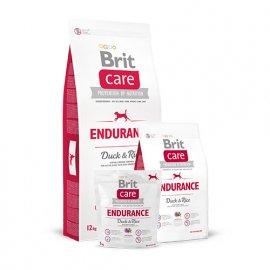 Brit Care Endurance - Корм для активных собак всех пород с УТКОЙ и РИСОМ