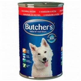 Butcher`s (Бутчерс) BASIС BEEF&RISE (ГОВЯДИНА И РИС) консервы для собак
