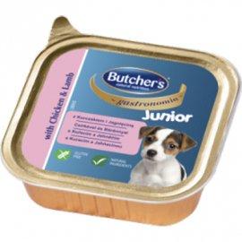 Butcher`s (Бутчерс) JUNIOR LAMB CHIKEN (ЮНИОР ЯГНЕНОК КУРИЦА) консервы для щенков, 150 г