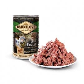 Carnilove DUCK & PHEASANT консервы для собак (утка/фазан), 400 г