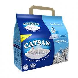 Catsan (Кетсан) HYGIENE plus Наполнитель впитывающий для кошачьего туалета