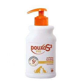 Ceva (Сева) DOUXO PYO (ДУКСО ПИО) лечебный антисептический шампунь для собак и кошек, 200 мл