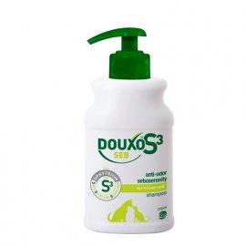 Ceva (Сева) DOUXO SEB (ДУКСО СЕБ) лечебный шампунь для проблемной кожи собак и кошек, 200 мл