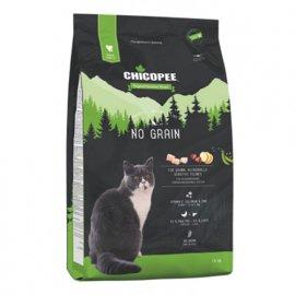 Chicopee HNL NO GRAIN беззерновой корм для взрослых кошек ПТИЦА и КАРТОФЕЛЬ