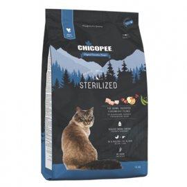 Chicopee HNL STERILIZED беззерновой корм для стерилизованных котов и кошек ПТИЦА и КАРТОФЕЛЬ