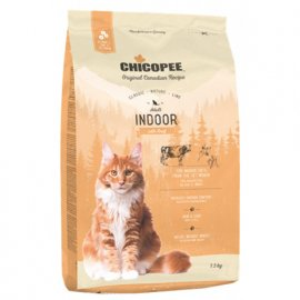 Chicopee CNL ADULT INDOOR BEEF корм для домашних и стерилизованных котов ГОВЯДИНА