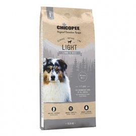 Chicopee CNL ADULT LIGHT LAMB & RICE сухой облегченный корм для собак всех пород ЯГНЕНОК И РИС