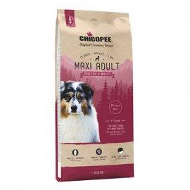 Chicopee CNL ADULT MAXI POULTRY & MILLET сухой корм для собак крупных пород ПТИЦА И ПРОСО