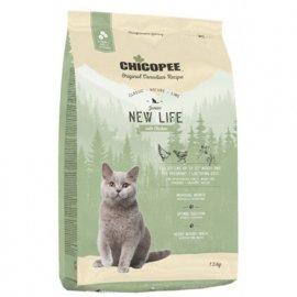 Chicopee CNL NEW LIFE CHICKEN корм для котят и беременных кошек КУРИЦА