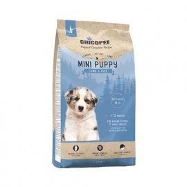 Chicopee CNL PUPPY MINI LAMB & RICE сухой корм для щенков мелких пород ЯГНЕНОК И РИС