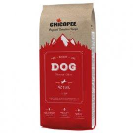 Chicopee PNL ACTIVE сухой корм для активных собак ПТИЦА