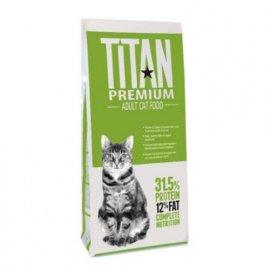 Chicopee PNL TITAN PREMIUM корм для взрослых кошек ПТИЦА и РИС