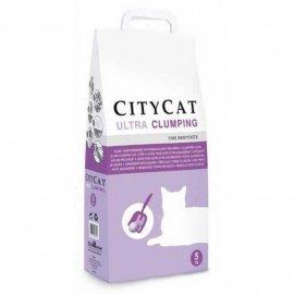 Saniсat (Саникет) CITYCAT ULTRA CLUMPING (СИТИКЕТ СИРЕНЕВЫЙ КОМКУЮЩИЙСЯ) наполнитель для кошачьего туалета, 5 кг