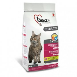 1st CHOICE (Фест Чойс) STERILIZED (СТЕРИЛАЙЗЕД) корм для кошек