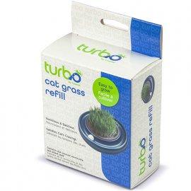 Coastal Turbo GRASS REFILL трава для проращивания с вермикулитом