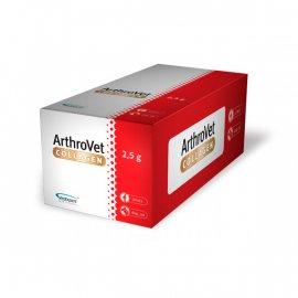 VetExpert (ВетЭксперт) ARTHROVET COLLAGEN (АРТРОВЕТ КОЛЛАГЕН) порошок при заболеваниях хрящей и суставов для собак и кошек, 60 пак