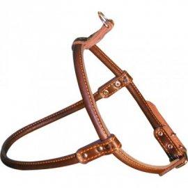 Collar SOFT Шлея круглая для длинношерстных собак
