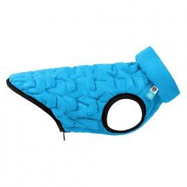 Collar AIRY VEST UNI двусторонняя эластичная куртка для собак, черно-голубая