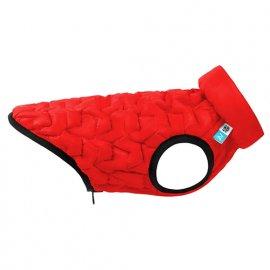 Collar AIRY VEST UNI двусторонняя эластичная куртка для собак, красно-черная