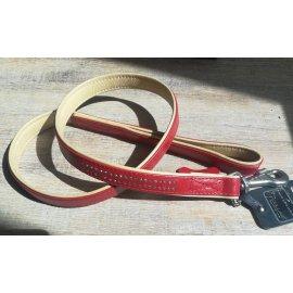 Collar Brilliance - Кожаный поводок для собак со стразами (38923) (СКИДКА 30% - РАСПРОДАЖА)