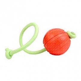 Collar (Коллар) LIKER LUMI (ЛАЙКЕР ЛЮМИ) мячик игрушка со светонакопительным шнуром для собак