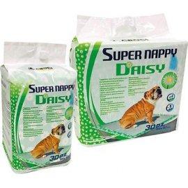 Croci Super Nappy Daisy - пеленки для щенков и собак с ароматом ромашки