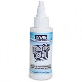 Davis BLADE OIL премиум масло для смазки и очистки ножниц, 49 мл