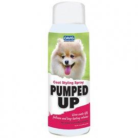 Davis PUMPED UP гель для укладки шерсти собак и котов, 454 мл