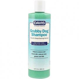 Davis GRUBBY DOG SHAMPOO шампунь глубокой очистки для собак и котов, концентрат