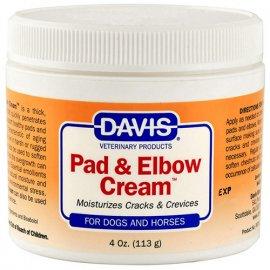 Davis PAD & ELBOW CREAM крем заживляющий для лап и локтей собак и лошадей