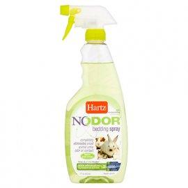 Hartz NODOR BEDDING SPRAY средство для уничтожения запахов в клетках для грызунов (H12676), 503 мл