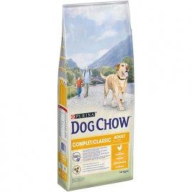 Dog Chow ADULT COMPLET CLASSIC корм для взрослых собак КУРИЦА, 14 кг
