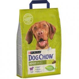 Dog Chow Adult Lamb Корм для взрослых собак С ЯГНЕНКОМ