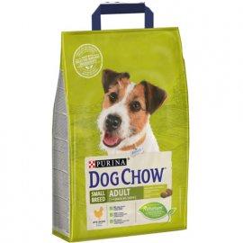 Dog Chow Adult Small Breed Chicken корм для взрослых собак мелких пород КУРИЦА