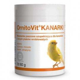 Dolfos (Дольфос) ORNITOVIT CANARIES (ОРНИТОВИТ КАНАРИЕС) витаминно-минеральная добавка для канареек, 60 г