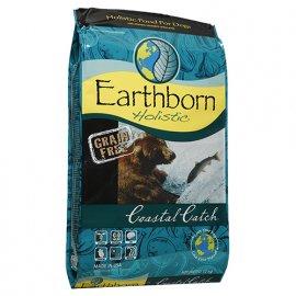 Earthborn Holistic (Эрсборн Холистик) COASTAL CATCH (КОСТАЛ КЕТЧ БЕЛАЯ РЫБА) беззерновой корм для собак
