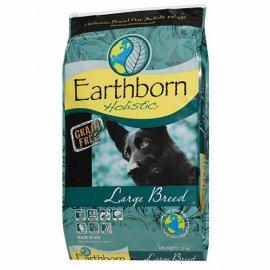 Earthborn Holistic (Эрсборн Холистик) LARGE BREED (ЛАРДЖ БРИД КУРИЦА) беззерновой корм для крупных и гигантских пород собак