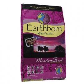 Earthborn Holistic (Эрсборн Холистик) MEADOW FEAST (МИДОУ ФЕСТ ЯГНЕНОК) беззерновой корм для собак