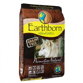 Earthborn Holistic (Эрсборн Холистик) PRIMITIVE NATURAL (ПРИМИТИВ НЕЙЧЕРАЛ КУРИЦА) беззерновой корм для собак
