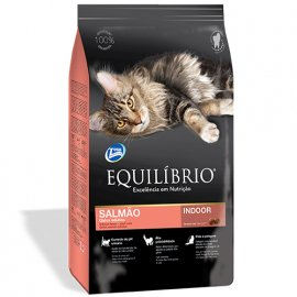 Equilibrio ADULT SALMON корм для кошек (лосось)