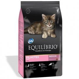 Equilibrio KITTEN корм для котят (курица/рыба)