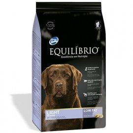 Equilibrio LIGHT корм низкокалорийный для собак средних и крупных пород (курица)