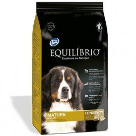 Equilibrio MATURE корм для пожилых или малоактивных собак средних и крупных пород